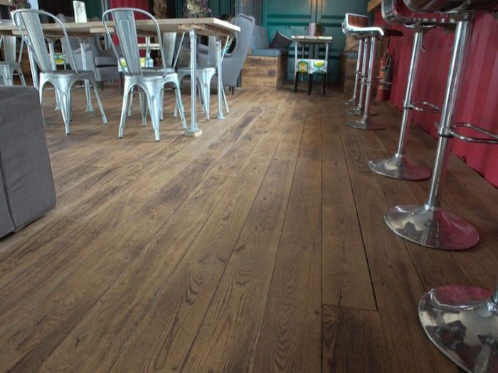 Brown Flooring