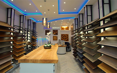 fulham flooring showroom