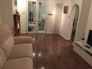 After-Laminate Walnut Flooring