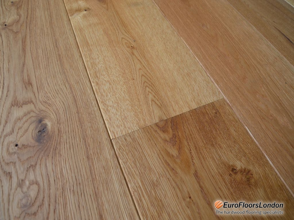 Engineered oak flooring classic brushed oiled euro for Engineered oak flooring