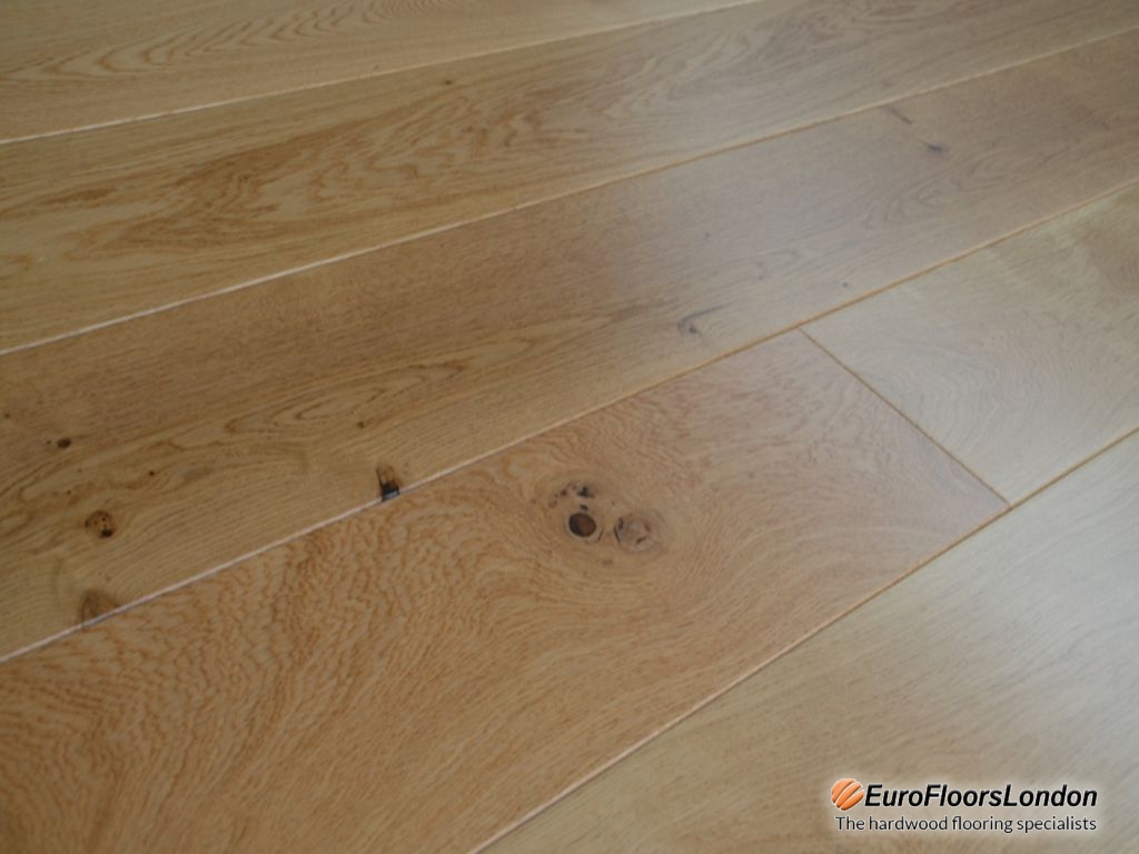 Engineered Oak Flooring, Classic, UV Lacquered – 20/6x190x1900