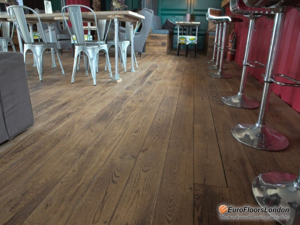 Bespoke Engineered Oak Flooring, Genoa, Classic – 14/3x190x1900