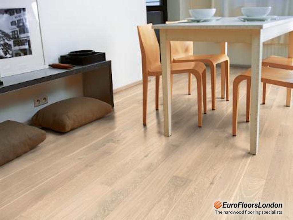 Engineered Oak Flooring – Bespoke – Monaco – Classic Grade – 14/3x190x1900