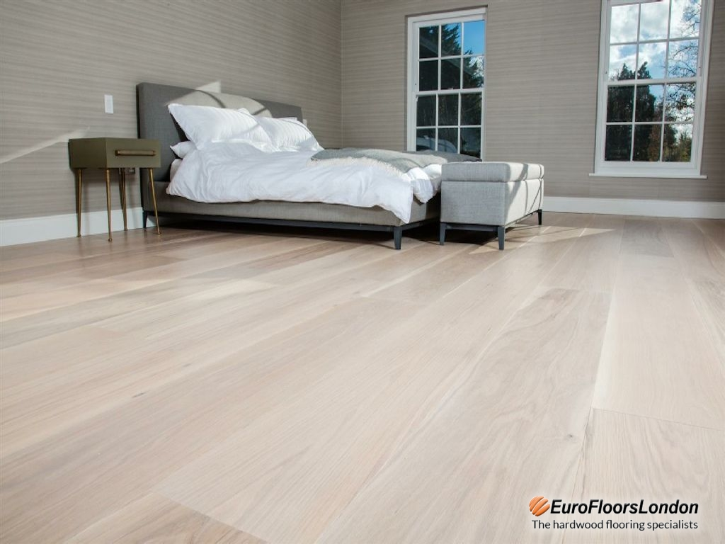 Bespoke Engineered Oak Flooring, Alaska, Classic – 14/3x190x1900