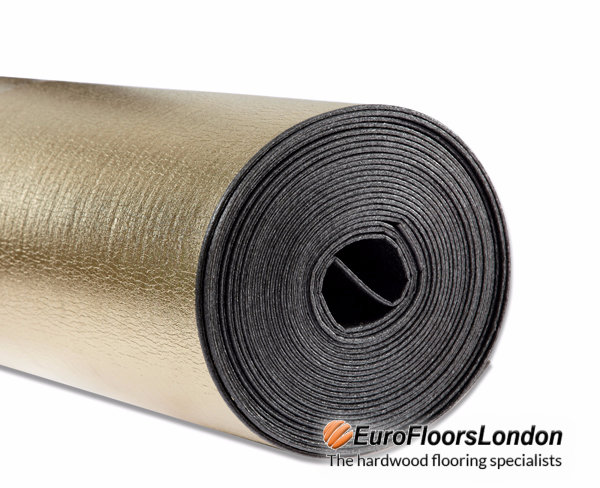 Carpet Laminate Wood Flooring Underlay 5mm Underlay Comfort
