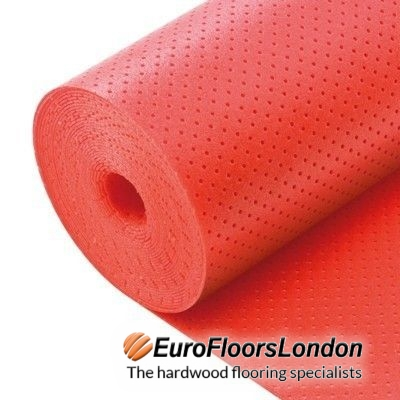 Wood Flooring Thermo Underlay – 1.8mm Underlay – QuickTherm