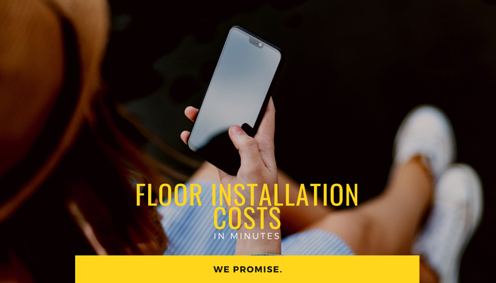 Floor Installation Calculator: Get the costs in Minutes !